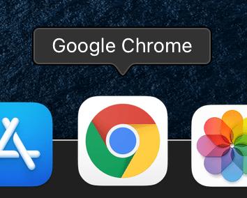 Chrome起動
